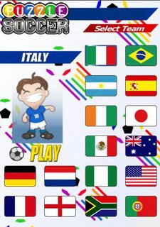 PuzzleSoccer