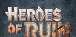 Heroes of Ruin. Видео #2