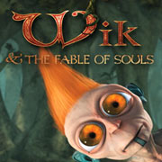 Обложка Wik and the Fable of Souls