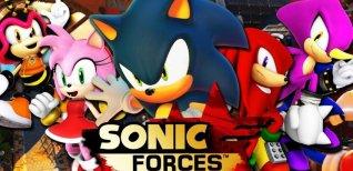Sonic Forces. Геймплейный трейлер с E3 2017
