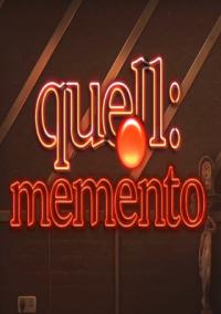 Обложка Quell Memento