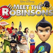 Обложка Meet the Robinsons