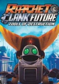 Обложка Ratchet & Clank Future: Tools of Destruction