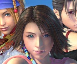 Компания Square Enix анонсировала новые фигурки по Final Fantasy X