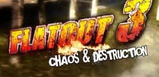FlatOut 3: Chaos & Destruction. Видео #2