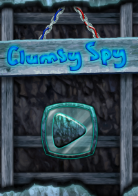 Обложка Clumsy Spy