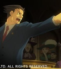 Обложка Professor Layton vs. Ace Attorney