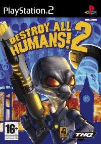 Обложка Destroy All Humans! 2