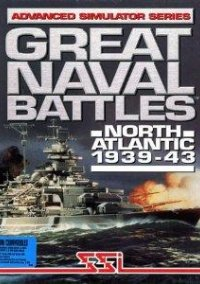 Обложка Great Naval Battles: North Atlantic 1939-1943