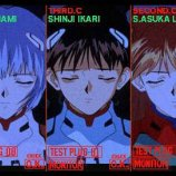 Скриншот Neon Genesis Evangelion: Girlfriend of Steel