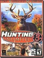 Обложка Hunting Unlimited 3