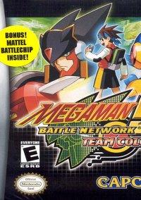 Обложка Mega Man Battle Network 5: Team Colonel