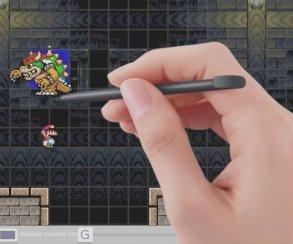 Создатель Castlevania сделал уровень Mario: начинать надо с босса!