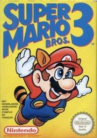 Обложка Super Mario Bros. 3