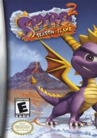 Обложка Spyro 2: Season of Flame