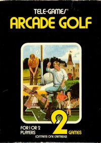 Обложка Arcade Golf