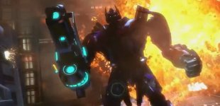 Transformers: Rise of the Dark Spark. Видео #2