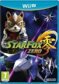 Обложка Star Fox Wii U