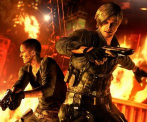 Три части Resident Evil выйдут на современных консолях