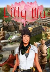 Обложка Lilly Wu and the Terra Cotta Mystery