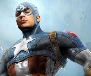 Где-то впараллельной вселенной CWснимает сериал про Капитана Америка