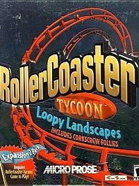 Обложка RollerCoaster Tycoon: Loopy Landscapes