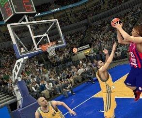Баскетбольная Евролига впервые появилась в NBA 2K14