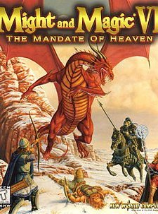 Might and Magic 6: The Mandate of Heaven