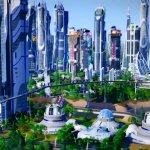 Скриншот SimCity: Cities of Tomorrow – Изображение 3