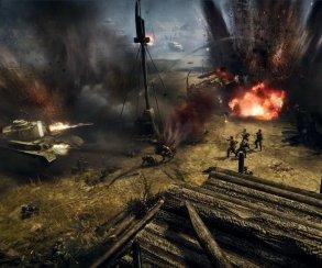 Летнее дополнение для Company of Heroes 2 откроет западный фронт