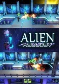 Alien Hallway – фото обложки игры