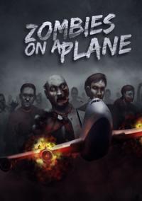 Обложка Zombies on a Plane