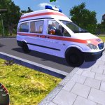 Скриншот Emergency Ambulance Simulator – Изображение 9