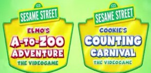 Sesame Street: Cookie's Counting Carnival. Видео #1