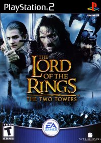 Обложка The Lord of the Rings: The Two Towers