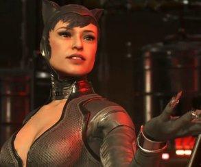 В новом трейлере Injustice 2 представили геймплей за Женщину-кошку