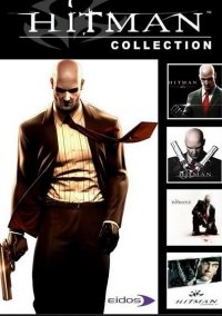 Обложка The Hitman Collection