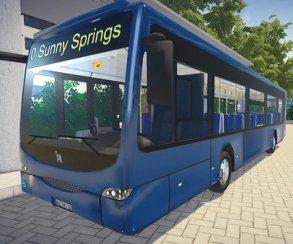 Новый симулятор автобуса не поможет больным детям