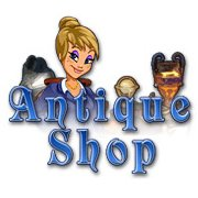 Обложка Antique Shop
