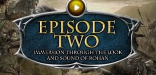 The Lord of the Rings Online: Riders of Rohan. Видео #5