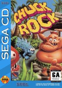 Chuck Rock – фото обложки игры