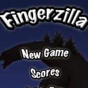 Обложка Fingerzilla