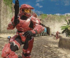 Похорошевшие спартанцы красуются на кадрах из переиздания Halo