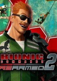 Обложка Bionic Commando Rearmed 2