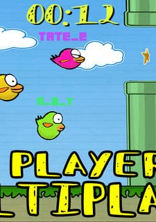 Flappy Toon Multiplayer