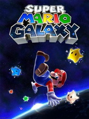 Обложка Super Mario Galaxy