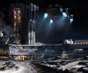 Frontier показала «пример» исследования планеты в Elite: Horizons