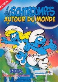 Обложка Les Schtroumpfs Autour du Monde