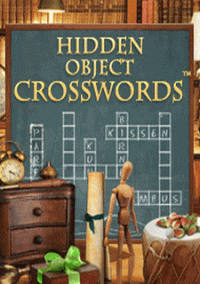Обложка Hidden Object Crosswords