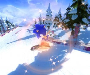 Стали известны новые персонажи игры Mario & Sonic at the Sochi 2014